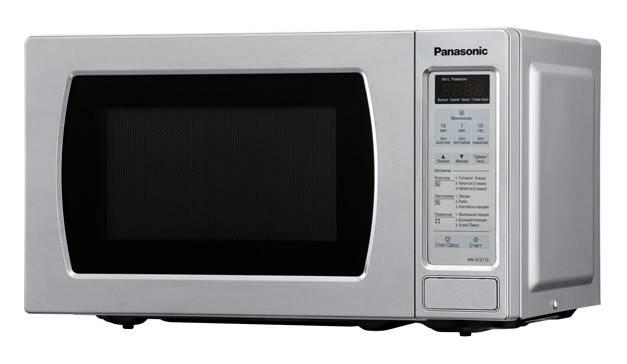 СВЧ-печь Panasonic NN-ST271SZPE серебристый - фото 1