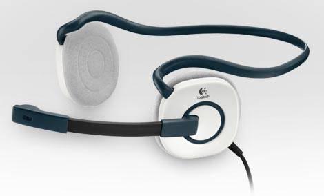 Наушники с микрофоном Logitech Stereo Headset H130 белый - фото 4
