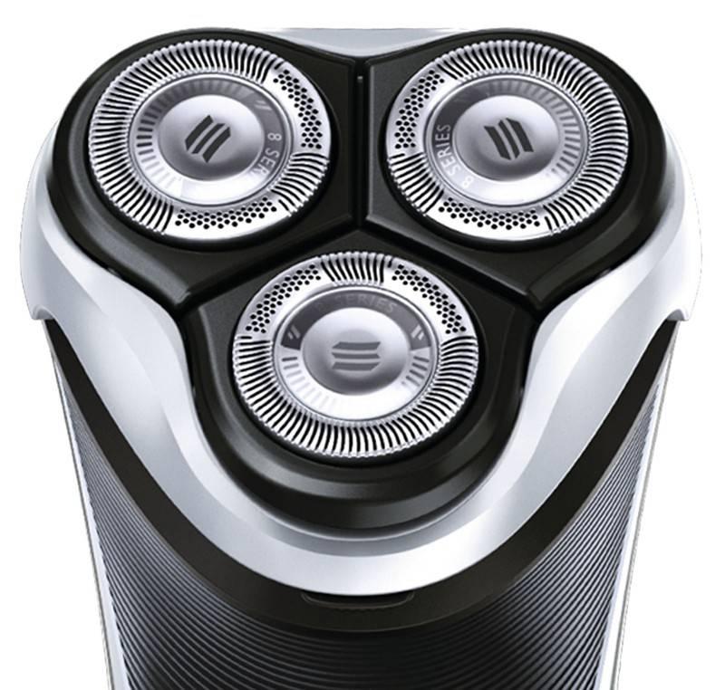 Электробритва Philips PT860 черный/серебристый - фото 5