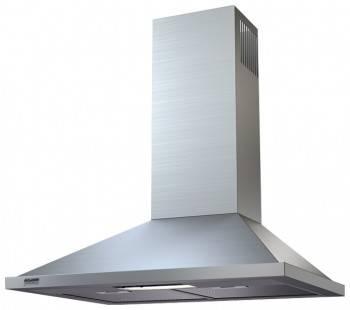 Каминная вытяжка Krona Bella 600 inox нержавеющая сталь (4260185860202)