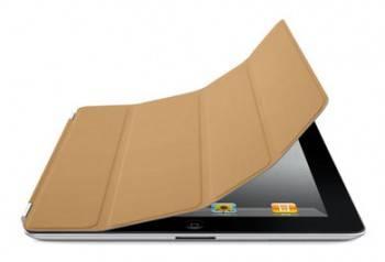 Чехол Apple Smart, для Apple iPad 2, бежевый (MC948)