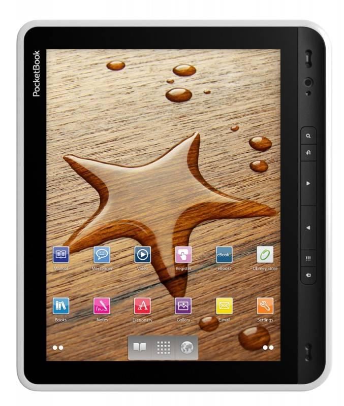 """Планшет 10"""" PocketBook A10 4ГБ черный - фото 1"""