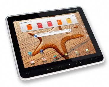 """Планшет 10"""" PocketBook A10 4ГБ черный - фото 2"""