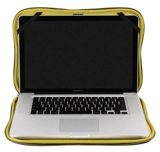 "Чехол для ноутбука 15.4"" Crumpler The Gimp темно-серый - фото 7"
