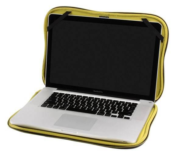 "Чехол для ноутбука 15.4"" Crumpler The Gimp темно-серый - фото 8"