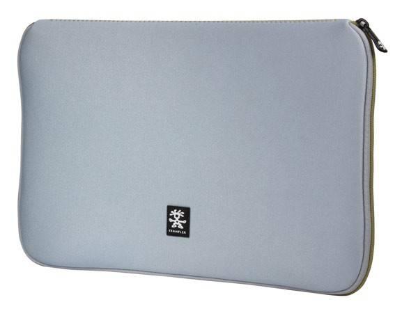 """Чехол для ноутбука 15.4"""" Crumpler The Gimp серебристый - фото 2"""