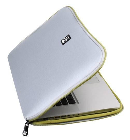 """Чехол для ноутбука 15.4"""" Crumpler The Gimp серебристый - фото 3"""
