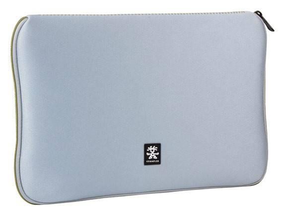 """Чехол для ноутбука 15.4"""" Crumpler The Gimp серебристый - фото 4"""