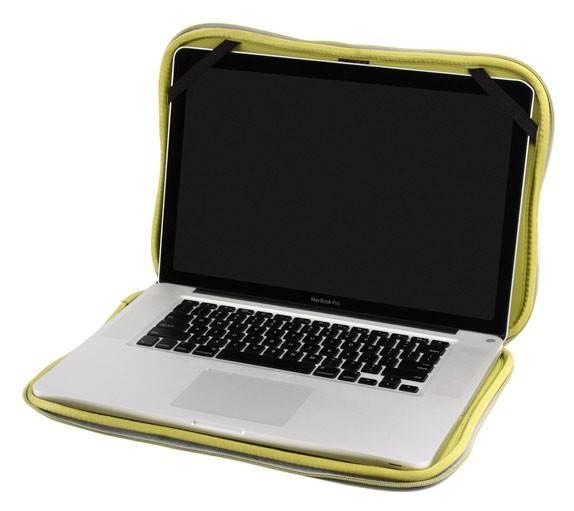 """Чехол для ноутбука 15.4"""" Crumpler The Gimp серебристый - фото 8"""