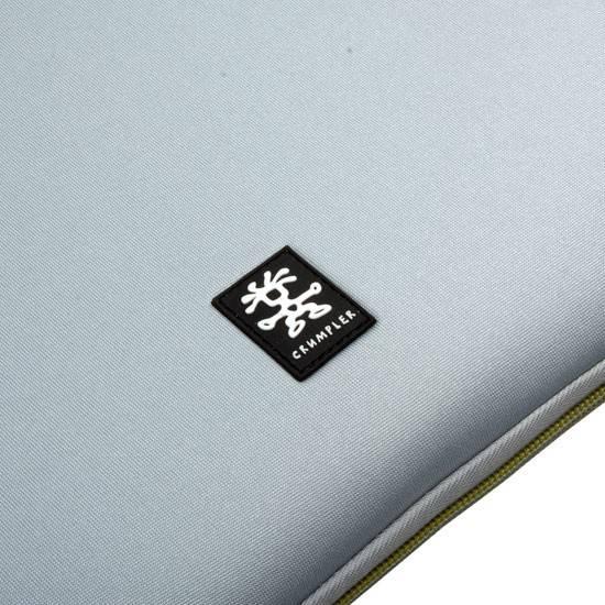 """Чехол для ноутбука 15.4"""" Crumpler The Gimp серебристый - фото 10"""