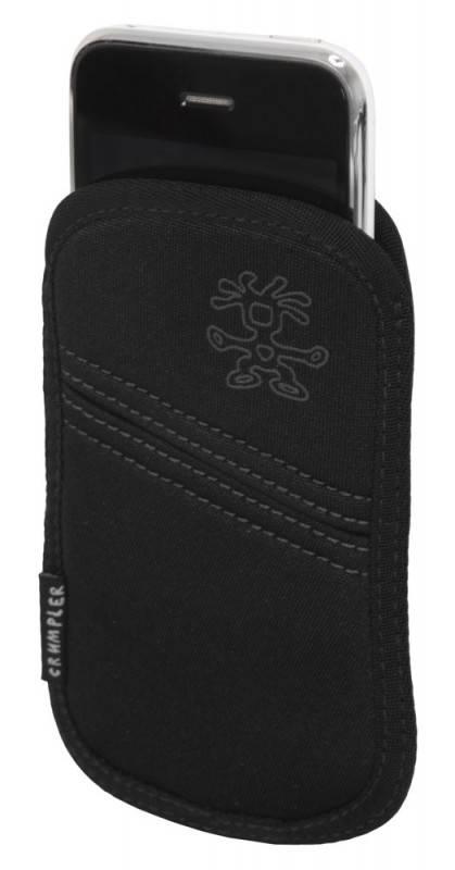 Чехол Crumpler GS80-001, для Apple iPhone 3/4/4S, черный - фото 2