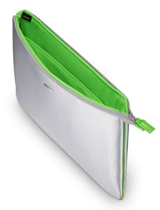 "Чехол для ноутбука 15.5"" Sony VGP-CPC1 зеленый - фото 2"