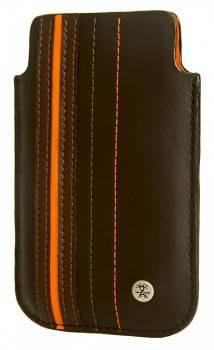 Чехол Crumpler ROYIPH-001, для Apple iPhone 3/3GS, коричневый