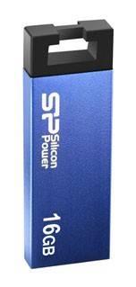 Флеш диск Silicon Power Touch 835 16ГБ USB2.0 синий