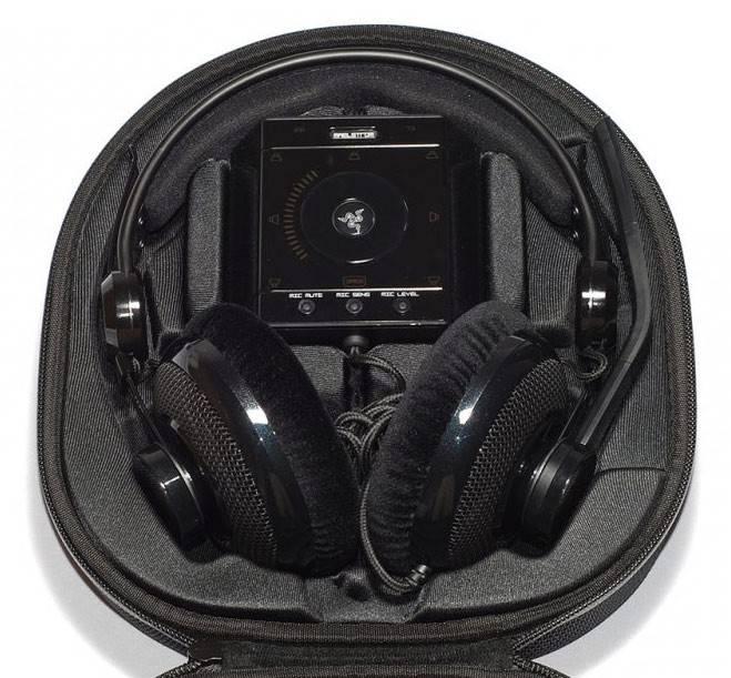 Наушники с микрофоном Razer - фото 4