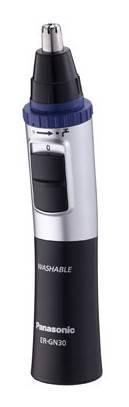 Триммер Panasonic ER-GN30-K черный/серебристый (ER-GN30-K520) - фото 1