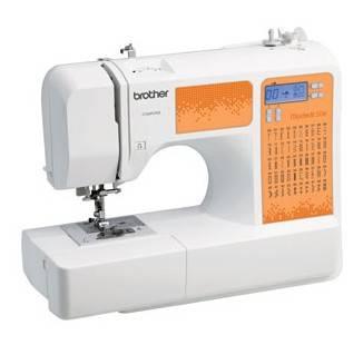 Швейная машина Brother ModerN 50E белый (MODERN 50E)