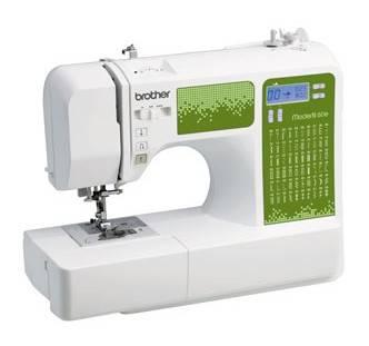 Швейная машина Brother ModerN 60E белый (MODERN 60E)