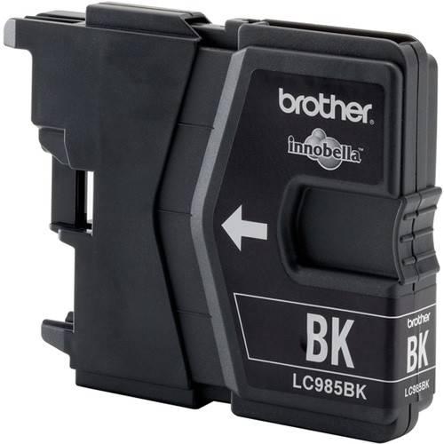 Картридж струйный Brother LC985BK черный - фото 1