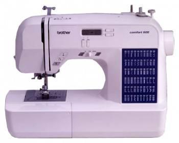 Швейная машина Brother Comfort 60E белый (COMFORT 60E)