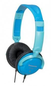 Наушники Panasonic RP-DJS200 голубой (rp-djs200e-a)