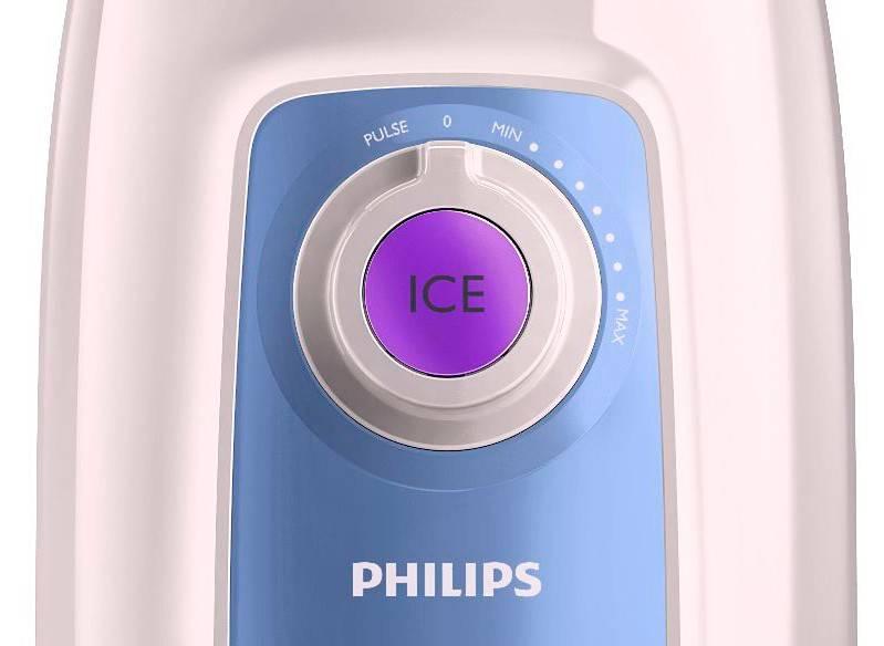 Блендер стационарный Philips HR2160/40 белый - фото 2