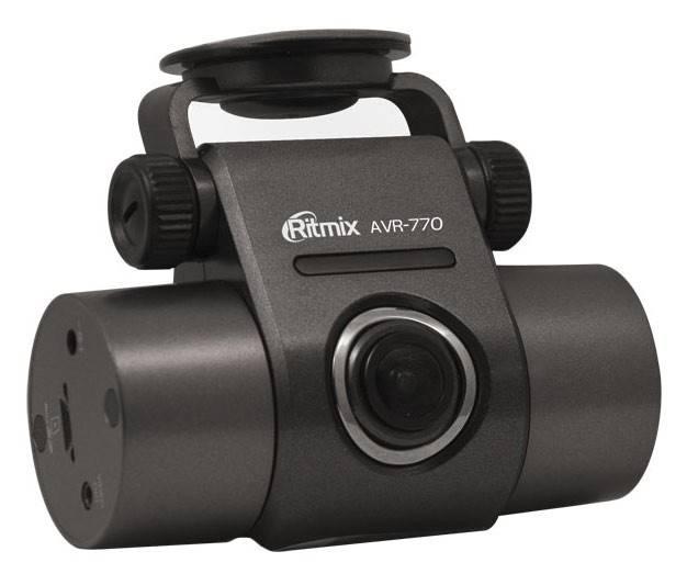 Видеорегистратор Ritmix AVR-770 черный - фото 1