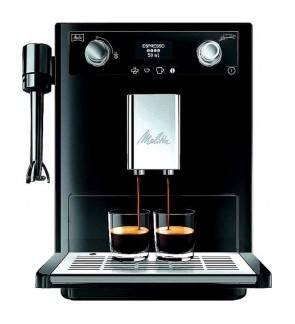 Кофемашина Melitta CAFFEO Gourmet черный - фото 1