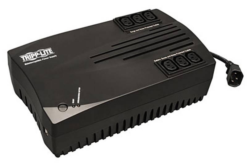ИБП Tripplite AVRX550U черный - фото 1