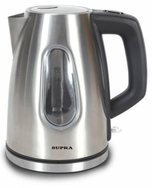 Чайник электрический Supra KES-1734 серебристый