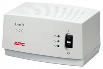 Стабилизатор напряжения APC Line-R LE600-RS 600Вт