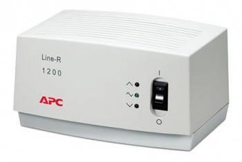 Стабилизатор напряжения APC Line-R LE1200-RS 1200Вт