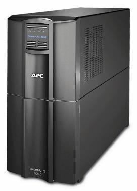 ИБП APC Smart-UPS SMT3000I черный
