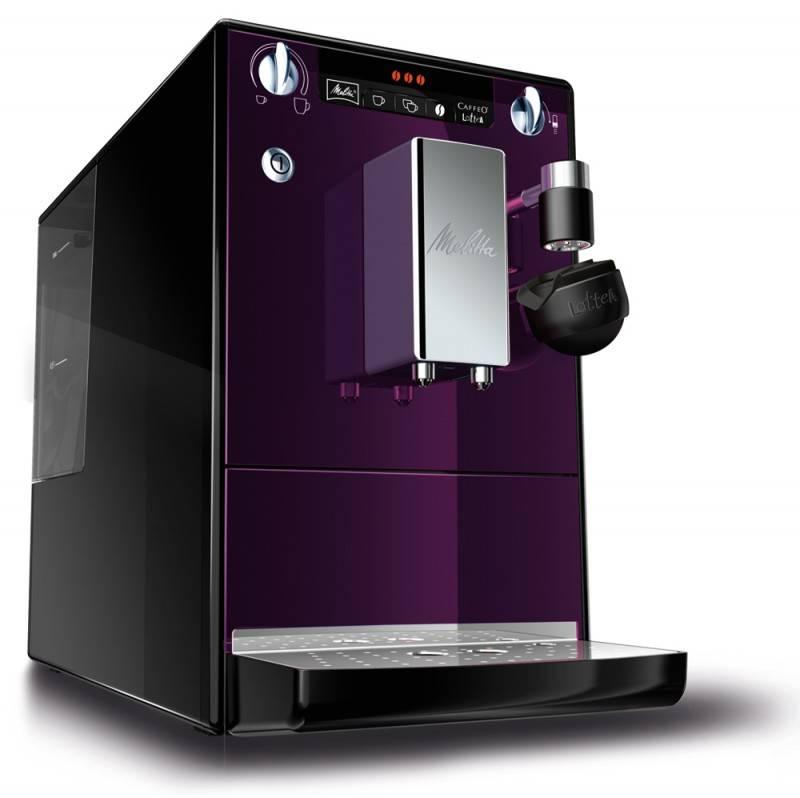 Кофемашина Melitta CAFFEO Lattea фиолетовый - фото 1