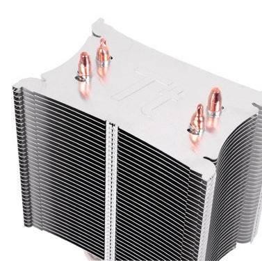 Устройство охлаждения(кулер) Thermaltake Contac 16 (CLP0598) Ret - фото 2
