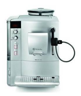 Кофемашина Bosch VeroCafe Latte TES50321RW серебристый - фото 1