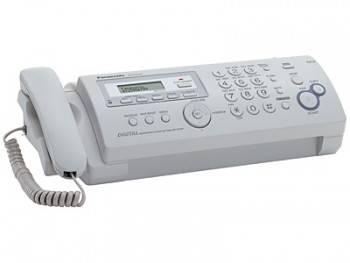 Факс Panasonic KX-FP218RU белый