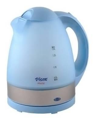 Чайник электрический Vigor HX-2051 черный - фото 1