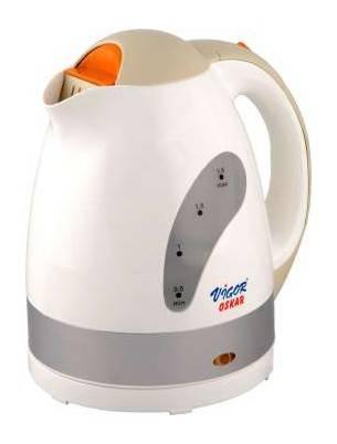 Чайник электрический Vigor HX-2053 белый - фото 1