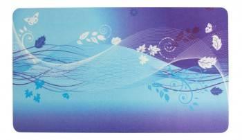 Коврик для мыши PC Pet HC02 notebook 3-in-1 голубой/рисунок (HC02 BLWI)