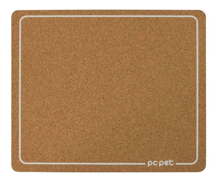 Коврик для мыши PC Pet MP-CKB коричневый - фото 1