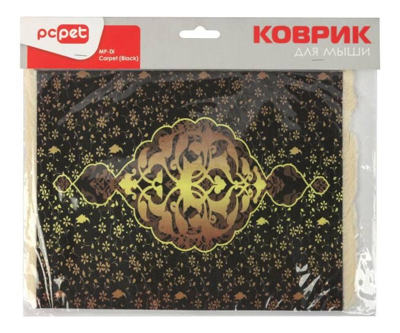 Коврик для мыши PC Pet Black MP-DI carpet рисунок - фото 2
