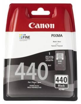 Картридж струйный Canon PG-440 5219B001 черный