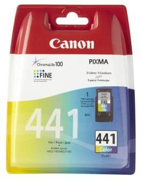 Картридж струйный Canon CL-441 5221B001 многоцветный