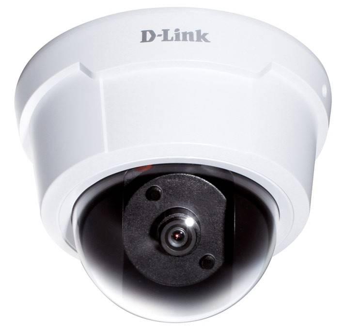Веб-камера D-Link DCS-6112 белый - фото 1