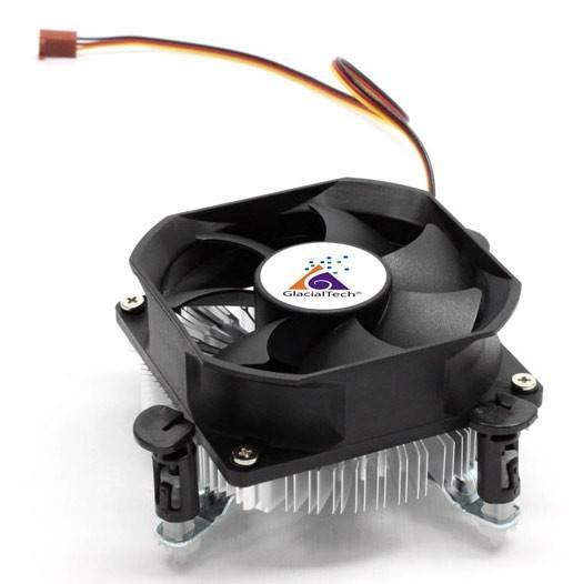 Устройство охлаждения(кулер) Glacialtech Igloo i640 Combo PWM OEM - фото 2