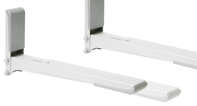 Кронштейн для СВЧ Holder MWS-2003 белый (MWS-2003 WHITE) - фото 2
