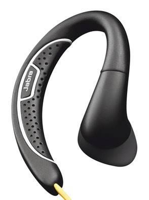Наушники с микрофоном Jabra Sport-Corded HD Stereo черный - фото 4