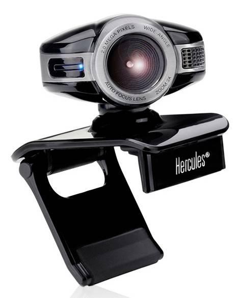 Камера Web Hercules Dualpix Infinite черный - фото 1