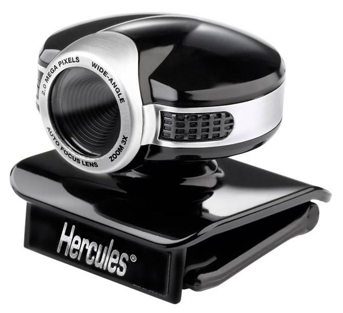 Камера Web Hercules Dualpix Infinite черный - фото 2